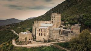 Antiguo pueblo de Sant Pere
