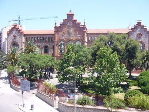 Plaza de Cataluña – Escuela Industrial